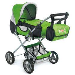 BAYER CHIC 2000 Wózek wielofunkcyjny dla lalek Bambina 586T 59