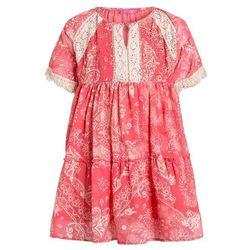 Gaudi Sukienka letnia pink