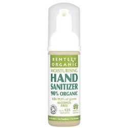 BENTLEY ORGANIC 50ml Antybakteryjna pianka do mycia rąk bezzapachowa