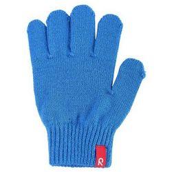 Rękawiczki Reima Twig cienka włóczka wełniana niebieskie