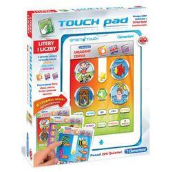 CLEMENTONI Touch Pad Słowa i liczby