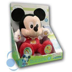 Myszka Miki - pluszowa zabawka edukacyjna - Clementoni