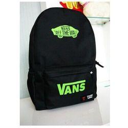 10 Color Schoolbag 2016 New ladies Female Man Shoulder Bag Backpack VANS Shoulder Bag Schoolbags