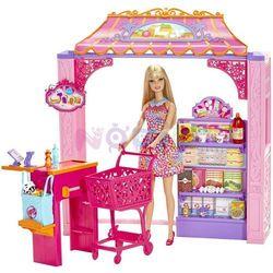 Barbie Zestawy butikowe Mattel (sklepik)