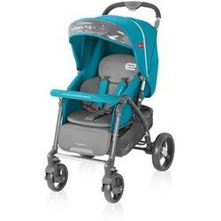 Baby Design, Espiro Prego, wózek spacerowy, 05 Ocean Darmowa dostawa do sklepów SMYK