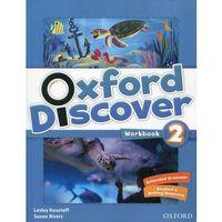Oxford Discover 2. Ćwiczenia (opr. miękka)
