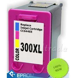 Tusz HP 300XL Kolor 17,3 ml (CC643EE?)