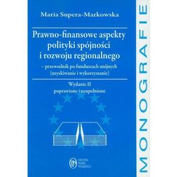EBOOK Prawo-finansowe aspekty polityki spójności i rozwoju regionalnego