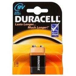bateria alkaliczna Duracell Duralock 6LR61 9V (blister)