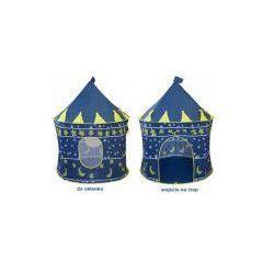 Zamek Namiot do Zabawy - Niebieski.