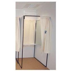 Kabina wyborcza przystosowana dla osób niepełnosprawnych