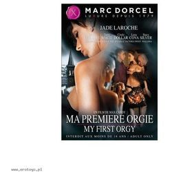 DVD Marc Dorcel - My First Orgy