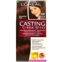 Loreal Paris Casting Creme Gloss Farba do włosów bez amoniaku Oberżyna nr 426