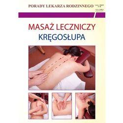 Masaż leczniczy kręgosłupa (opr. miękka)