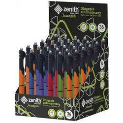 Długopis automatyczny ZENITH Triangulo 0.7 mm