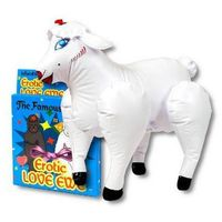 Dmuchana Owieczka Ewa - The Inflatable Love Sheep