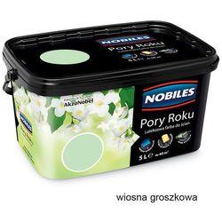 Farba Pory Roku Nobiles Wiosna Groszkowa 5L