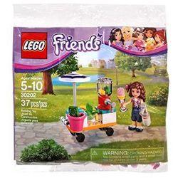 Lego SMOOTHIE STAND KLOCKI MINI BUILDS 30202 smoothie stand klocki mini builds 30202