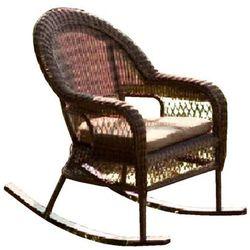 Fotel bujany Demi