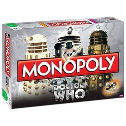 Monopoly Dr Who
