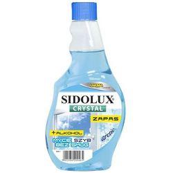 SIDOLUX 500ml Crystal Arctic płyn do mycia szyb zapas