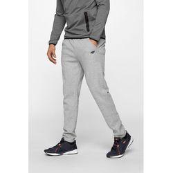 ecd586da7338 t4z15 spmd201 spodnie dresowe meskie spmd201 jasny szary melanz w ...