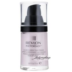 Revlon - Photoready - COLOR CORRECTING PRIMER - Korygująca baza pod makijaż - 002