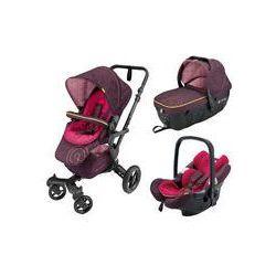 Wózek wielofunkcyjny Neo 3w1 Travel Set Concord (rose pink)