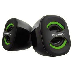 Głośniki OMEGA 2.0 OG-115G Zielony