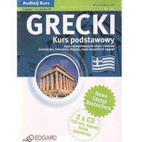 Grecki - Kurs Podstawowy A1-A2. Audio Kurs (opr. kartonowa)