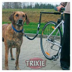TRIXIE smycz do roweru Biker Set - zestaw
