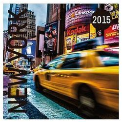 2015 kalendarz planszowy New York