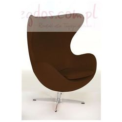 Fotel Jajo brązowy kaszmir #16