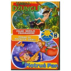 Księga Dżungli i Piotruś Pan