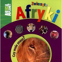 Zwierzęta Afryki (opr. miękka)