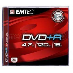 Emtec DVD+R 4,7GB 16X Slim 10P-10