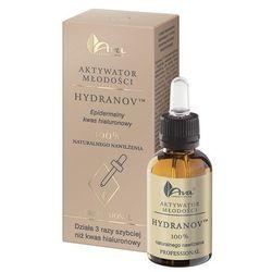 Ava Aktywatory Młodości - Hydranov Epidermalny kwas hialuronowy