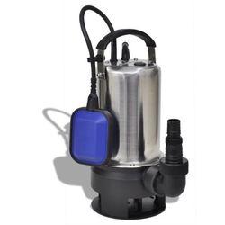 vidaXL Elektryczna zatapialna pompa ogrodowa do wody brudnej 750 W Darmowa wysyłka i zwroty
