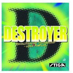 STIGA Destroyer - Okładzina - Czarny