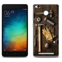 Foto Case - Xiaomi Redmi 3S - etui na telefon Foto Case - narzędzia