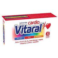Vitaral Cardio x 30 tabletek