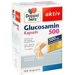 Doppelherz glukozamina 500 kapsułki 120 szt.