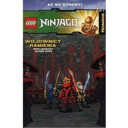 Lego Ninjago Wojownicy kamienia - Dostawa Gratis, szczegóły zobacz w sklepie