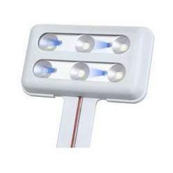 Oświetlenie LED do Akwarium Innovative Marine SkkyeLight Clamp 8W - 10K/456nm - biały