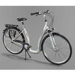 Rower z niską ramą