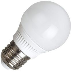 Żarówka LED KULKA E27 4W = 40W 360lm SMD 2835 ECONOMY LINE