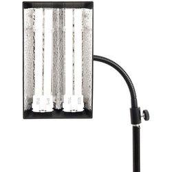 Powerlux Lampa fluorescencyjna mini FLO36 - mini panel światła ciągłego 36W