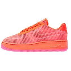 Nike Sportswear AIR FORCE 1 UPSTEP BR Tenisówki i Trampki total crimson