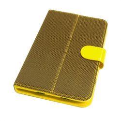 ART Etui uniwersalne do tabletów 7'' T-17C żółty seria COLOR
