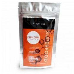 Camu Camu w proszku RAW BIO 80g HEALTH LINK
